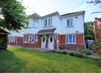 Thumbnail 2 bedroom flat for sale in 52 Albert Road, Ferndown