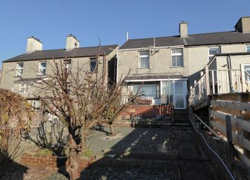 Thumbnail 3 bed end terrace house for sale in Gerlan Road, Bethesda, Bangor
