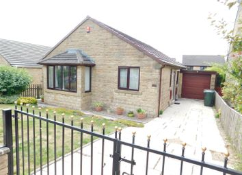 Thumbnail 3 bed detached bungalow for sale in Moor Close Road, Queensbury, Bradford