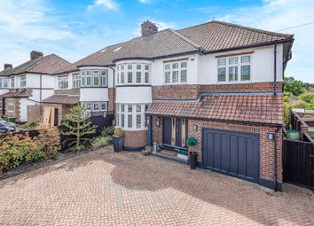 Thumbnail 5 bed semi-detached house for sale in Hayes Lane, Hayes, Bromley
