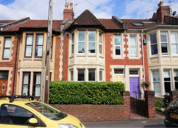 Thumbnail 3 bed terraced house for sale in Leighton Road, Southville