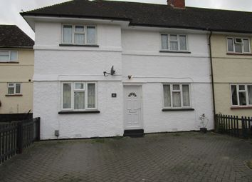 Thumbnail 3 bed property to rent in Chiltern View, Letchworth Garden City