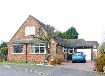 Thumbnail 3 bed detached bungalow for sale in Penns Wood Drive, Walmley, Sutton Coldfield