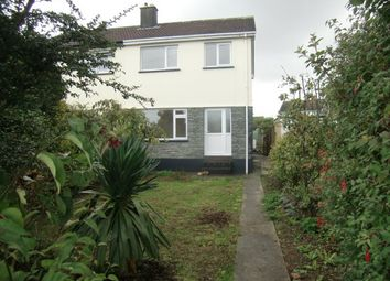 Thumbnail 3 bed property to rent in Tresdale Parc, Connor Downs, Hayle