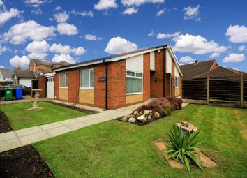Thumbnail 3 bed bungalow for sale in Croftside, Woolston, Warrington
