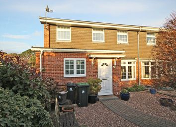 Thumbnail 4 bed end terrace house for sale in Ridgefield Gardens, Highcliffe, Christchurch