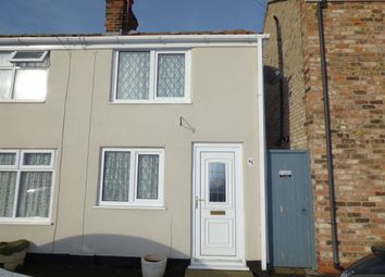 Thumbnail 1 bed end terrace house for sale in Main Street, Tickton, East Yorkshire