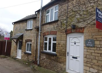 Thumbnail 2 bed property to rent in Chapel Road, Weldon, Corby