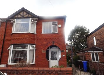Thumbnail 3 bed semi-detached house to rent in Woodbridge Avenue, Audenshaw