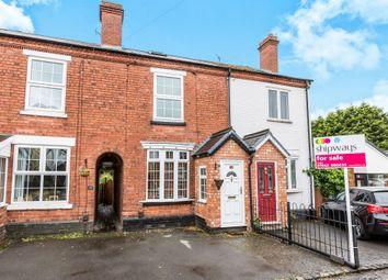 Thumbnail 3 bed terraced house for sale in Church Street, Hagley, Stourbridge
