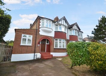 Thumbnail 4 bedroom semi-detached house to rent in Pine Gardens, Berrylands, Surbiton