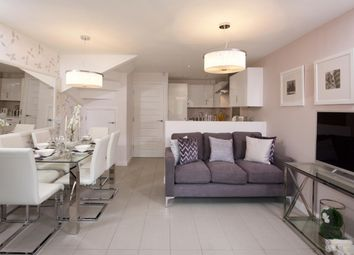 "Thumbnail 4 bed semi-detached house for sale in ""Helmsley"" at Bearscroft Lane, London Road, Godmanchester, Huntingdon"