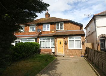 Thumbnail 4 bed semi-detached house for sale in Bicester Road, Aylesbury