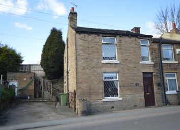 Thumbnail 2 bedroom cottage for sale in Barnsley Road, Flockton, Wakefield