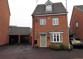 Thumbnail 4 bed detached house for sale in Owston Road, Annesley, Nottingham