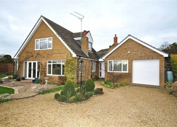 Thumbnail 4 bed detached house for sale in High Street, Harpole, Northampton