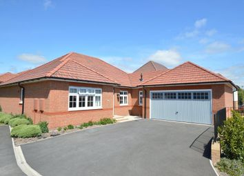 Thumbnail 3 bed detached bungalow for sale in Valerian Place, Newton Abbot, Devon
