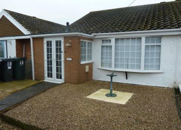 Thumbnail 2 bed semi-detached bungalow to rent in Camelot Court, Alford Road, Sutton-On-Sea, Mablethorpe