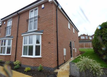 Thumbnail 2 bed town house to rent in Tennyson Street Tennyson Street, Ilkeston