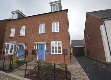 Thumbnail 4 bed semi-detached house for sale in The Millwood, Josiah Drive, Barlaston, Stoke On Trent