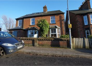 Thumbnail 2 bed semi-detached house for sale in Alleyns Road, Stevenage