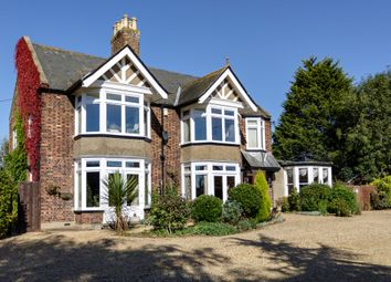 Thumbnail 8 bedroom detached house for sale in Malthouse Crescent, Heacham, King's Lynn