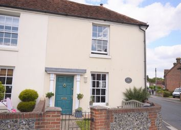 Thumbnail 2 bed semi-detached house for sale in The Square, Westbourne, Emsworth