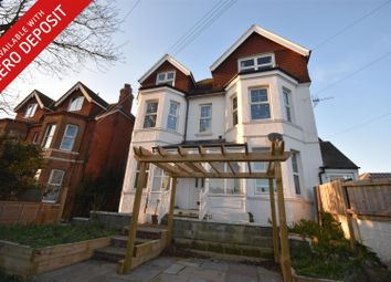 Thumbnail 2 bed flat to rent in Buckhurst Road, Bexhill-On-Sea