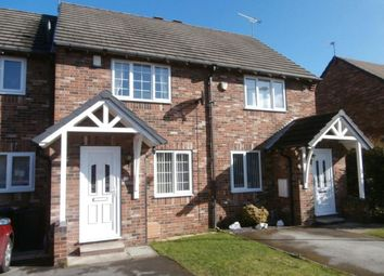 Thumbnail 2 bed property to rent in Larwood Grove, Edlington, Doncaster