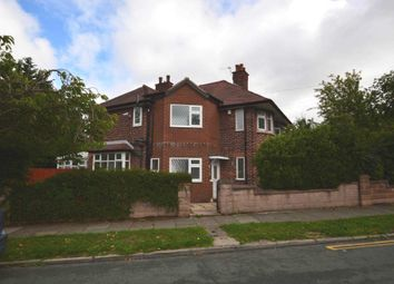 Thumbnail 4 bed semi-detached house to rent in Norbury Avenue, Bebington, Wirral