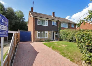 3 bed semi-detached house for sale in Wheatfield Drive, Cranbrook TN17