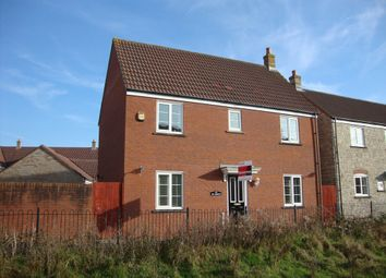 Thumbnail 3 bed detached house for sale in The Burrows, St. Georges, Weston-Super-Mare