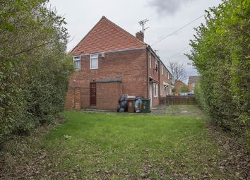 Thumbnail 3 bedroom property for sale in Dykefield Avenue, Fawdon, Newcastle Upon Tyne