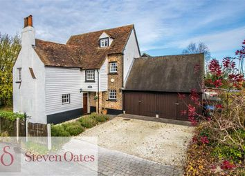 Thumbnail 5 bed detached house for sale in West End Lane, Essendon, Hertfordshire