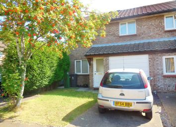 Thumbnail 3 bed semi-detached house for sale in Eider Close, St Mellons, Cardiff