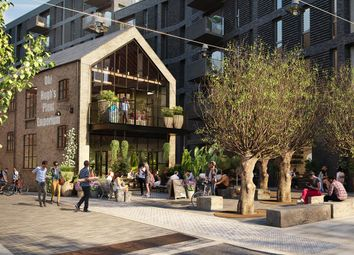 The Brentford Project, Catherine Wheel Road, Brentford TW8. 1 bed flat for sale