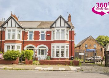 4 bed end terrace house for sale in Minster Road, Roath, Cardiff CF23