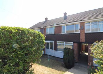 Thumbnail 3 bed terraced house for sale in Bridgwater Road, Ipswich