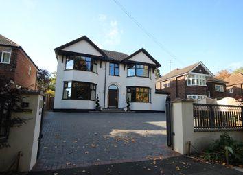Thumbnail 6 bedroom detached house for sale in Bradford Road, Ellesmere Park, Eccles, Manchester