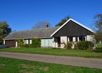 Thumbnail 3 bed detached bungalow to rent in Haverhill Road, Haverhill
