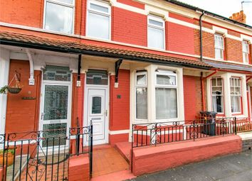 Thumbnail 3 bedroom terraced house for sale in 6 Cumberland Street, Canton, Cardiff
