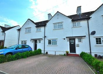 Thumbnail 2 bed terraced house for sale in Derwent Road, Henlow