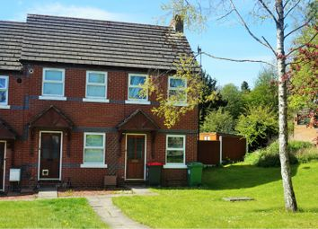 Thumbnail 1 bed flat for sale in Meadow Brook Close, Madeley Telford