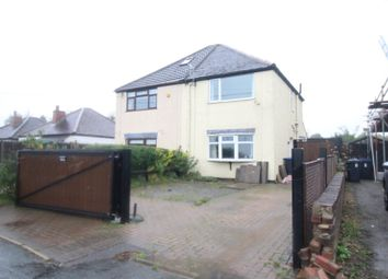 Thumbnail 2 bed semi-detached house for sale in Grange Road, Nailstone, Nuneaton, Leicestershire