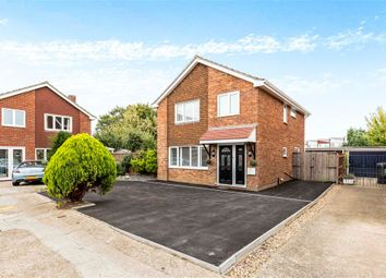 Thumbnail 4 bed detached house for sale in Spithead Avenue, Gosport