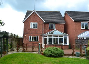 Thumbnail 4 bedroom detached house for sale in Little Pittern, Kineton, Warwick
