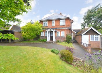 Thumbnail 4 bed detached house for sale in Landguard Manor Road, Shanklin