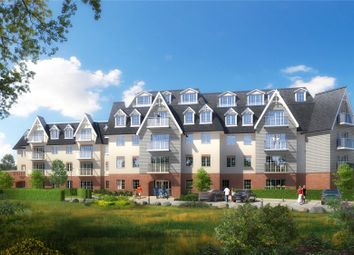 Thumbnail 1 bed flat for sale in Monument Road, Woking, Surrey