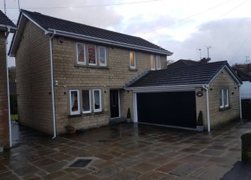 Thumbnail 4 bed detached house for sale in Halifax Road, Bradford, West Yorkshire