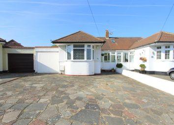 Thumbnail 3 bed semi-detached bungalow for sale in Benfleet Close, Sutton